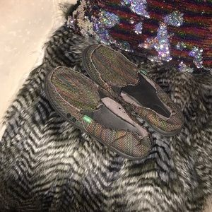 Sanuk loafers/slip on shoes